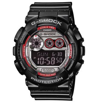 Image of   G-Shock Ur Fra Casio GD120TS1ER