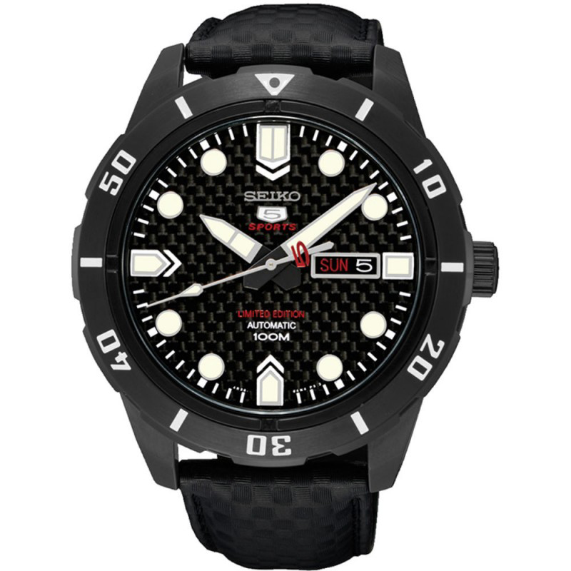 Image of   Automatic Herreur Fra Seiko SRP721K1