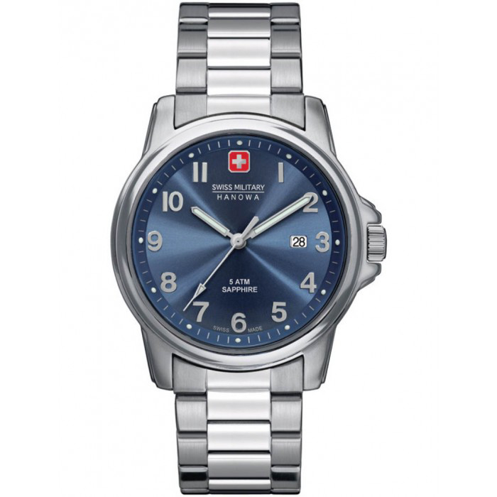 Image of   Swiss Military Hanowa Ur til Herre Soldier Prime 6523104003