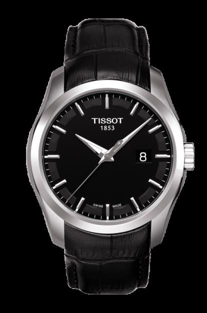 Image of   Tissot Herreur T-Classic Couturiser T0354101605100