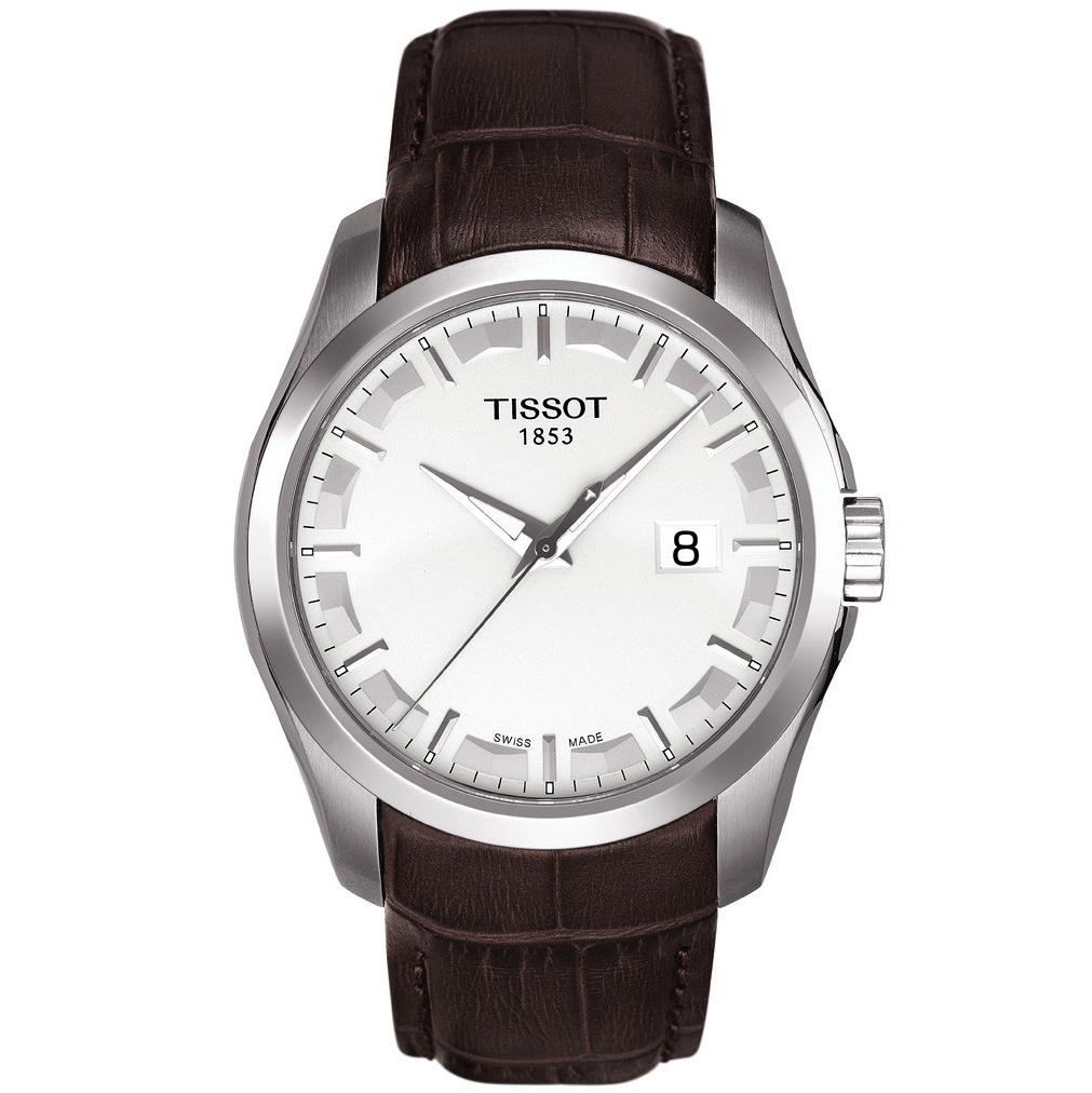 Image of   Tissot Couturier Ur til Herre T0354101603100