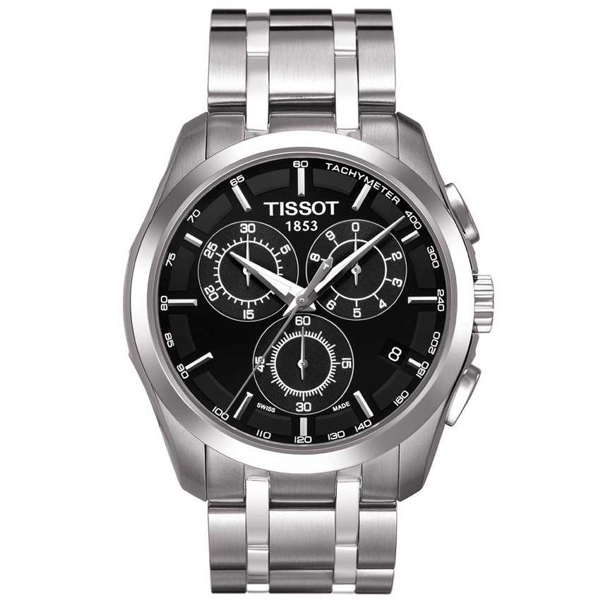 Image of   Tissot Couturier Herreur T0356171105100
