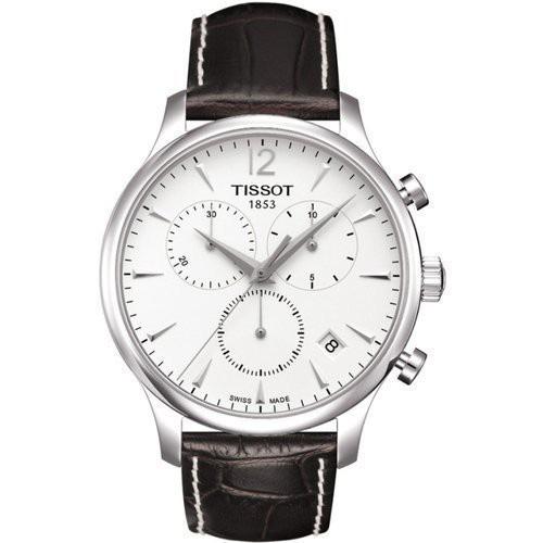 Tradition Chronograph Ur til Herre Fra Tissot T0636171603700 thumbnail