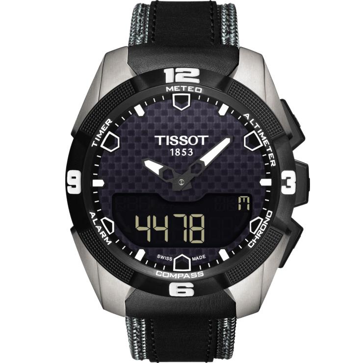 Image of   Tissot Herreur T-Touch Expert Solar T0914204605101