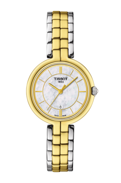 Image of   Tissot T-Lady Flamingo Dameur T0942102211101