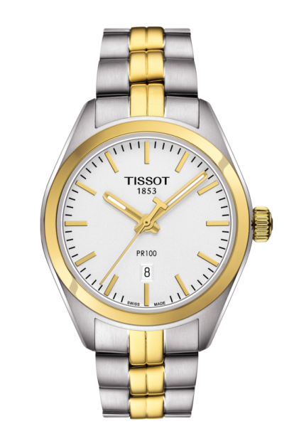 Image of   Tissot T-Classic PR100 T1012102203100 Ur til Dame
