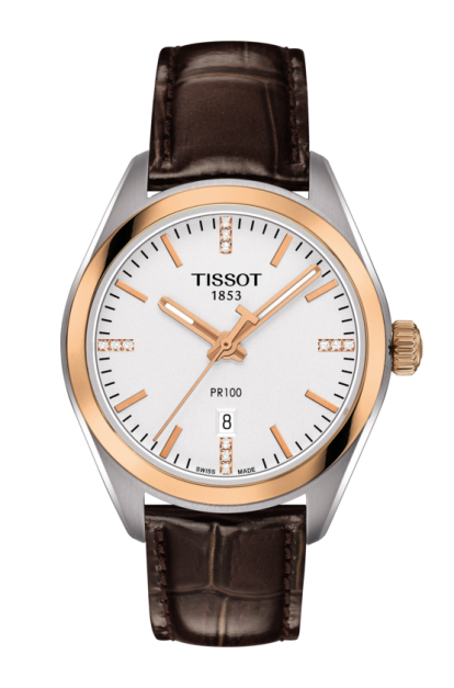 Image of   Tissot T-Lady PR100 Ur T1012102603600