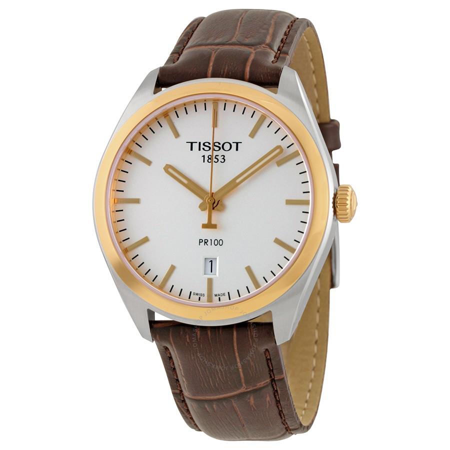 Image of   PR100 Herreur Fra Tissot T1014102603100