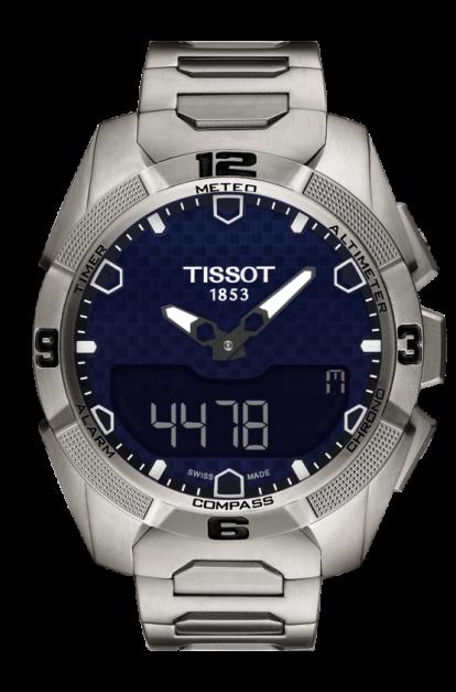 Tissot Ur til Herre T-Touch T0914204404100