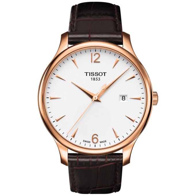 Image of   T-Classic Tradition Ur til Herre Fra Tissot T0636103603700