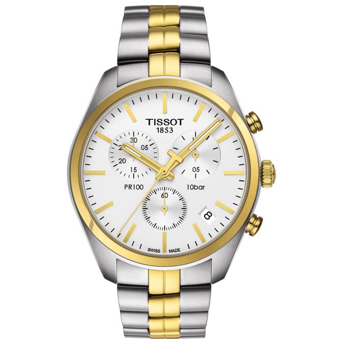 Image of   T-Classic PR100 Ur til Herre Fra Tissot T1014172203100
