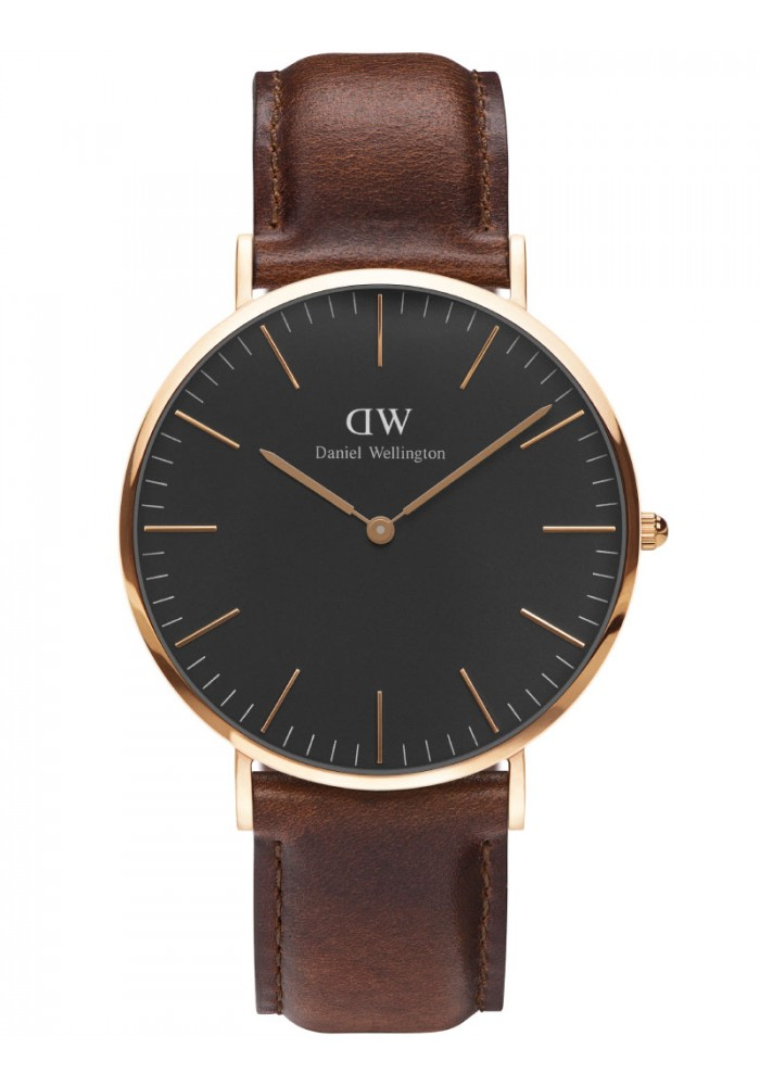 Daniel Wellington Classic Black St Mawes 40 MM Ur ADW00100124