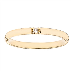 SCROUPLES GRACE 8 KT RING MED DIAMANT