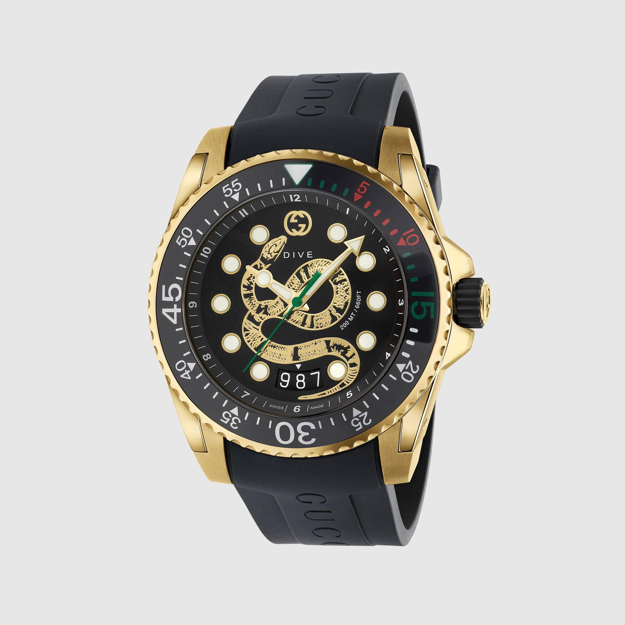 Gucci Dive Herreur YA136219